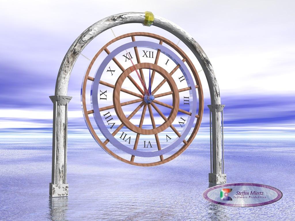 Rad der Zeit