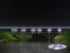 Brücke 2003 - Nr. 3 bei Nacht